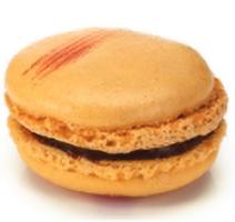Espace sucré - Macaron Carambar