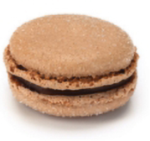 Espace sucré - Macaron Caramel Beurre Salé