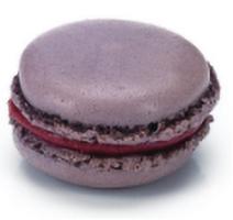 Espace sucré - Macaron Cassis