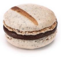 Espace sucré - Macaron Pâte à tartiner