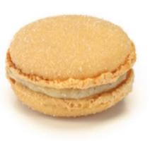 Espace sucré - Macaron Passion Mangue Coco